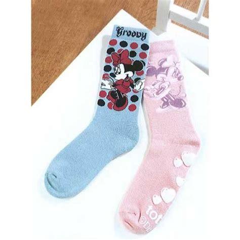 disney slipper socks disney womens minnie mouse slipper socks one size pink