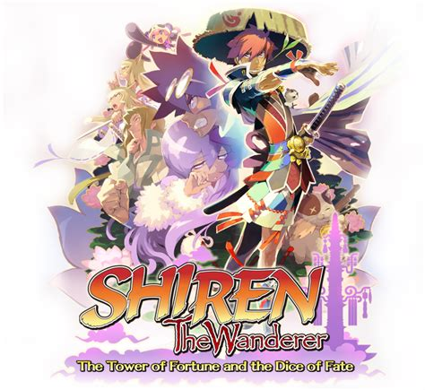 Shiren Top shiren the wanderer the tower of fortune and the dice of