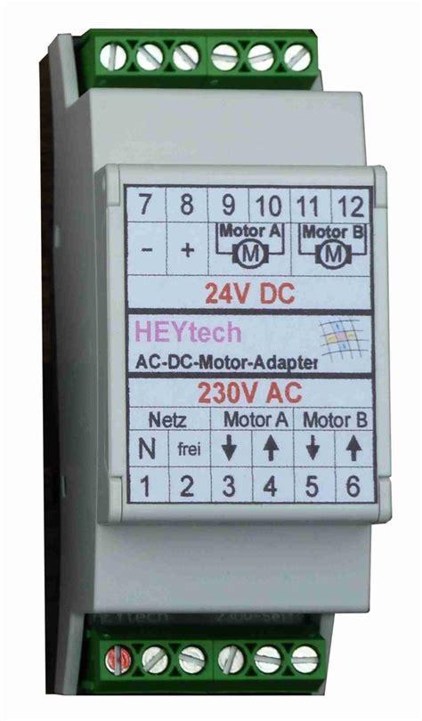 converter ac ke dc motor ac dc motor adapter heytech