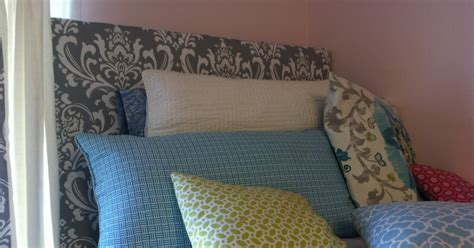 Easy Headboard by The Post Road Easy Room Headboard Tutorial