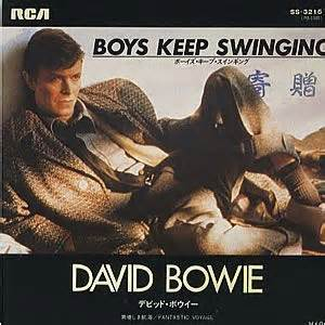 boys keep swinging david bowie boys keep swinging japanese 7 quot record