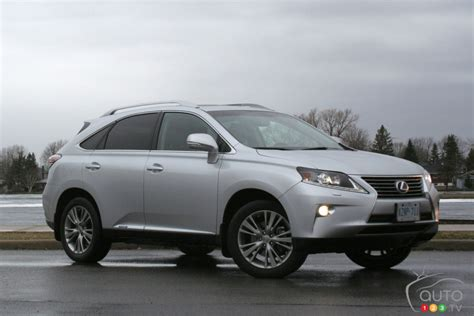 2013 lexus rx 450h review review hybrid cars 2013 lexus rx 450h car news auto123
