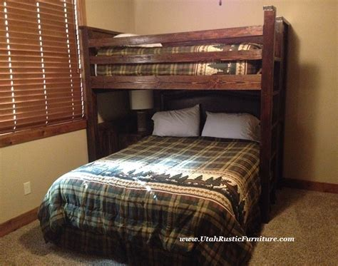 western style bed frames bradley s furniture etc rustic log and barnwood bunk beds