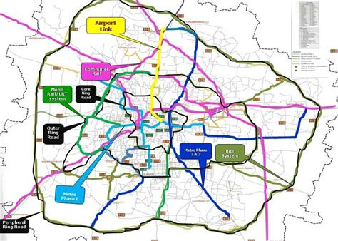 road map directions detailed road map bangalore mapsof net