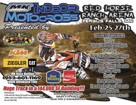 motocross races this weekend indoor motocross this weekend racer x