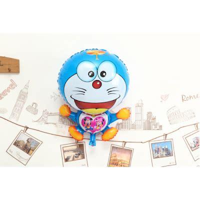Balon Foil Karakter balon foil karakter doraemon balloon corner