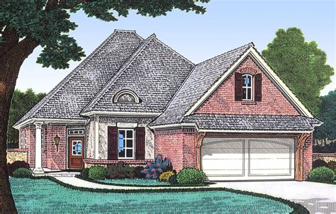 country houseplans narrow lot country house plan 48309fm architectural designs house plans