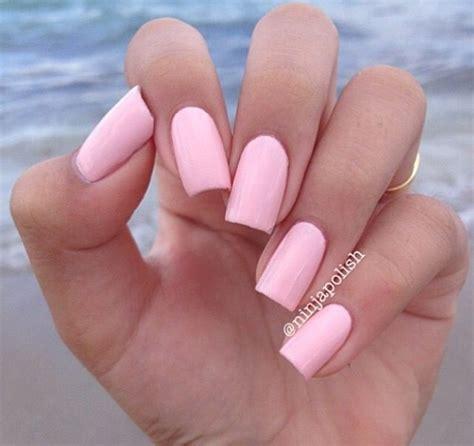 Light Pink Nails by Light Pink Nails Nails Pastel Pastel Pink
