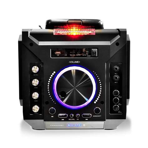 best portable boombox top 10 best portable pa systems of 2018 bass speakers