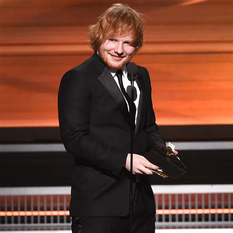 ed sheeran brief biography taylor swift s reaction to ed sheeran winning the 2016