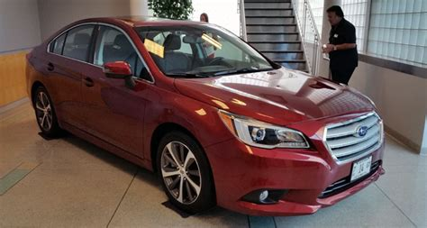 subaru dealerships chicago subaru legacy and outback hit dealerships chicago auto show