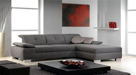 modern sofas and sectionals abalus modern sectional sofa