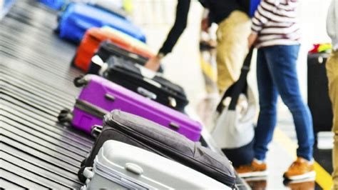 New Flight Bag Travel Tas Tambahan Koper Traveling New qantas baggage rule changes in accordance with new oneworld policy escape