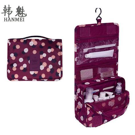 2016 Cosmetic Bag 2016 waterproof portable travel cosmetic bag hanging
