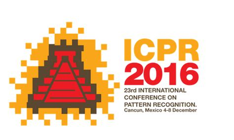 logo pattern recognition international conference on pattern recognition 2016