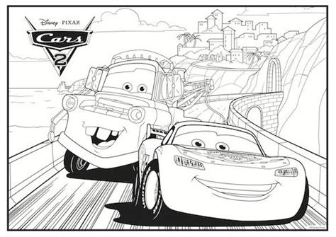 mcqueen printable disney cars coloring pages coloring