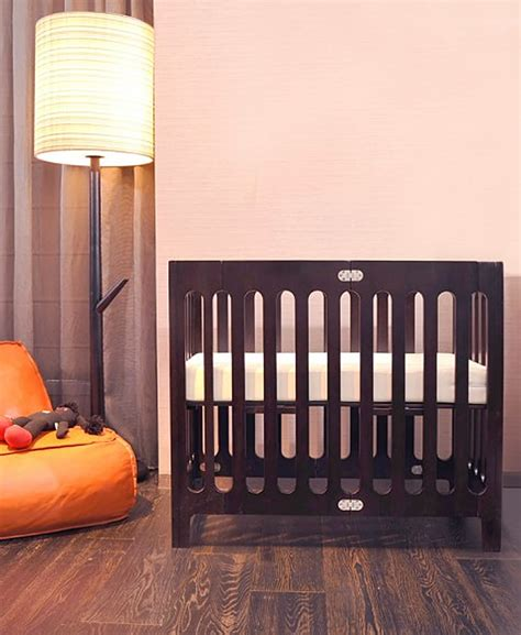 The Mini Crib Is In Bloom Juvenile Hall Design Bloom Mini Crib