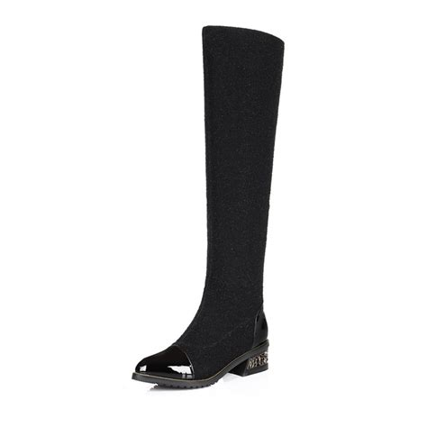 top selling new brand winter boots geunine leather
