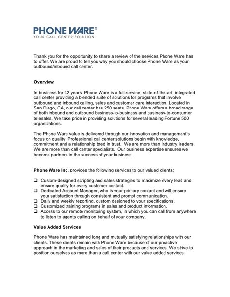 B2b Company Introduction Letter Potential Clients Prospective Client Letter