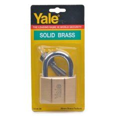 Gembok Yale V140 Padlock V140 30 yale home improvement philippines yale home improvement