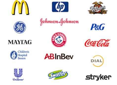 design thinking company mcdonalds miller beer p g procter and gamble coca cola