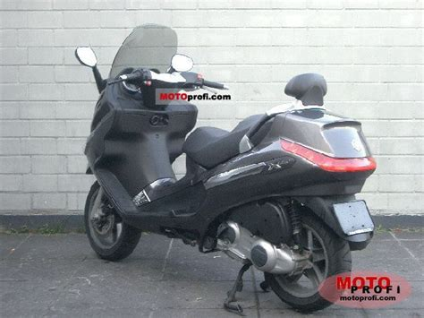 piaggio xevo 125 2008 photo 10