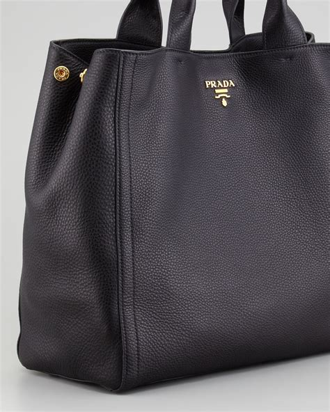 Tote Bag Prada prada large tote bag in black lyst