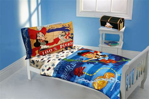 pirate bedding pirate toddler bed set discontinued jake the neverland