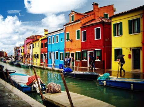 burano italy photograph the colors of burano by andrea conti on 500px
