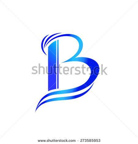 b design letter b logo design stock vector 273585953 shutterstock