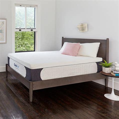 cool memory foam mattress king cool gel ultimate king size 14 in gel memory foam