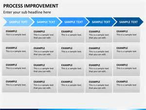 process improvement plan template process improvement plan template powerpoint reboc info