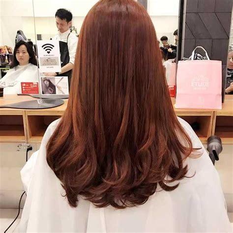 kpop curl perm middle hair pro trim korean hair salon jurong east jem best korean