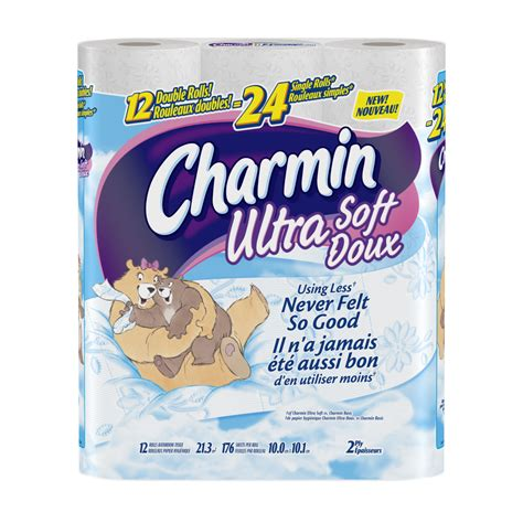 Who Makes Charmin Toilet Paper - charmin ultra soft review