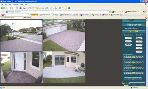 ip web viewer 3 logiciels gratuits de surveillance par