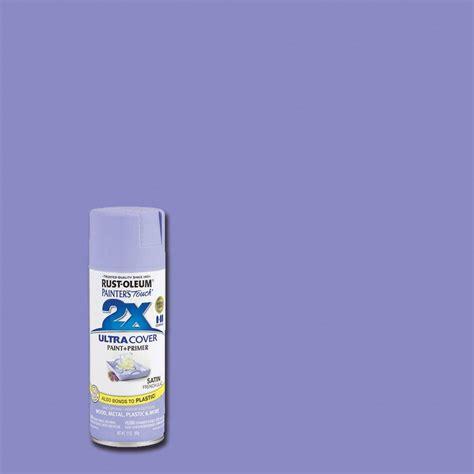 rustoleum spray paint x2 rust oleum painter s touch 2x 12 oz satin lilac