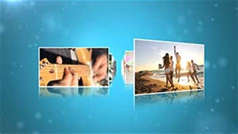 sony vegas template slideshow 3d slideshow vegas pro template
