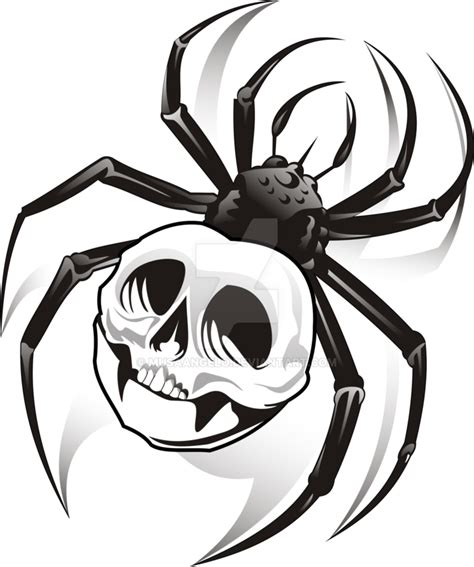 tattoo spider by musaangelo on deviantart