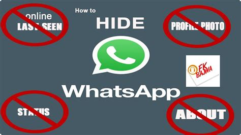 how to hide profile picture on whatsapp from strangers 2018 whatsapp hide last seen online status profile photo