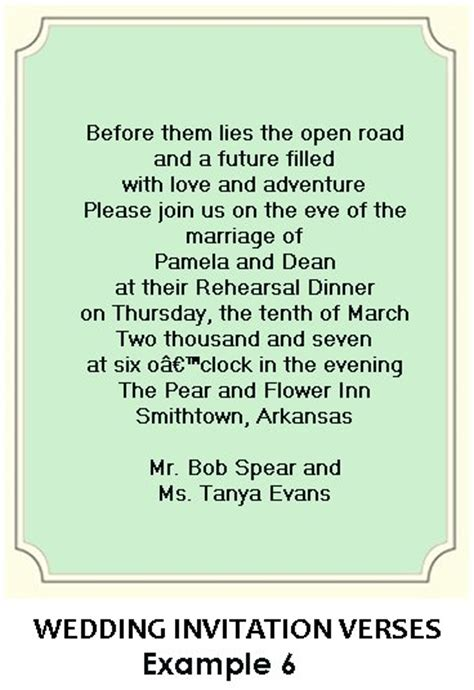 wedding rehearsal dinner invitation wording sles wording for wedding rehearsal invitations