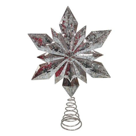 home accents holiday 9 5 in silver star christmas tree