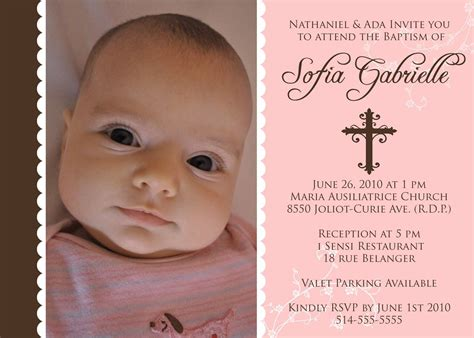 combined christening and 1st birthday invitation wording