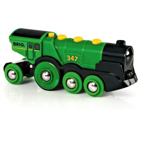 brio motorized train engine brio battery powered plastic magnetic train engine for