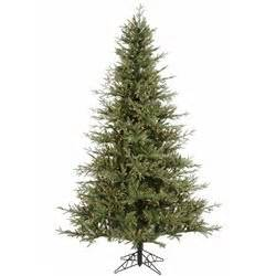new castle artificial fir tree castlerock frasier fir with dura lit 6 5 artificial tree 5ive dollar market