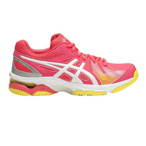 academy sports womens shoes asics gel academy 6 s netball shoes aw16 40
