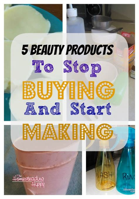 how to stop d in bathroom 5 beauty products to stop buying and start making at home