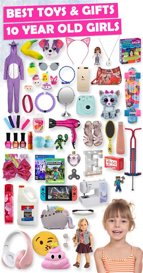 best gifts for 10 year old girls 2017 toy buzz