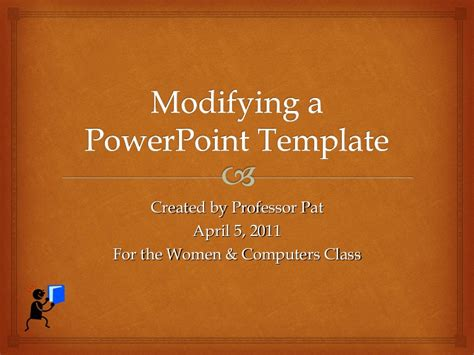 powerpoint modify template powerpoint modify default microsoft templates