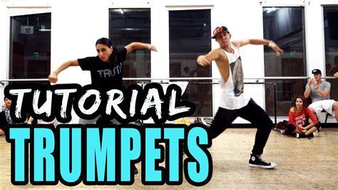 tutorial dance jason derulo trumpets jason derulo dance tutorial mattsteffanina
