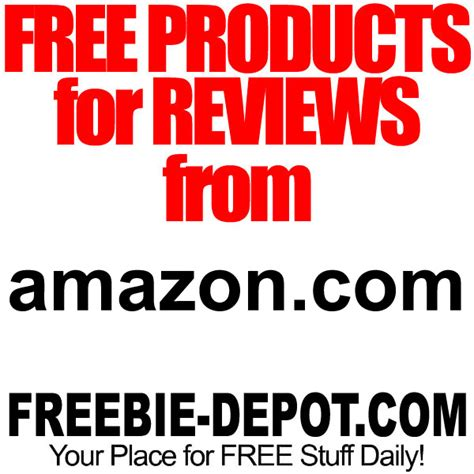 how to get free stuff on amazon without a credit card free products for reviews from amazon com awesome